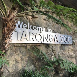 Taronga Zoo – Asset Management Framework Development